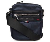 Elevated Mini Reporter Schultertasche Tasche Blau TOMMY HILFIGER