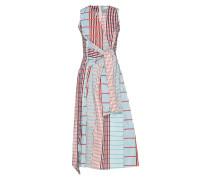 Ilsaiw Dress Kleid Knielang Bunt/gemustert INWEAR