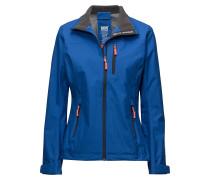 W Crew Jacket Sommerjacke Dünne Jacke Blau HELLY HANSEN