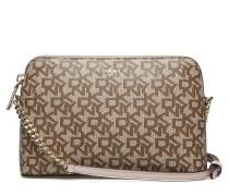Bryant Logo Bags Small Shoulder Bags/crossbody Bags Beige DKNY BAGS