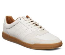 Cosmopool_tenn_nasd Niedrige Sneaker Creme BOSS BUSINESS WEAR