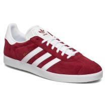 Gazelle Niedrige Sneaker Rot ADIDAS ORIGINALS