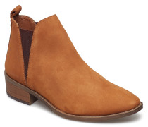 Dante Ankle Boot Stiefelette Ohne Absatz Braun STEVE MADDEN