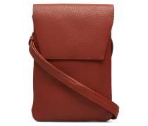 Mara Crossbody Bag Bags Small Shoulder Bags/crossbody Bags Rot MARKBERG