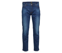 Marion Straight Jeans Boot Cut Blau LEE JEANS