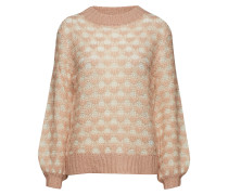 H Y Pullover Strickpullover Pink INWEAR