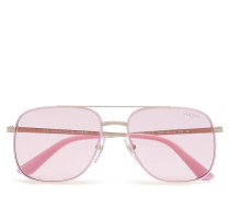 Women'S Sunglasses Pilotensonnenbrille Sonnenbrille Pink