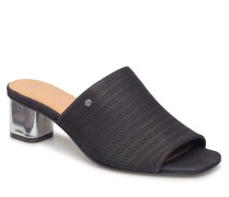 Simona Leather Mule