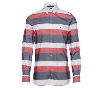 Wcc Slim Block Oxfordhemd