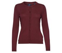 Cotton Wool Crew Cardigan Cardigan Strickpullover Rot GANT