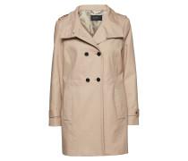 Coats Woven Trenchcoat Mantel Beige ESPRIT COLLECTION