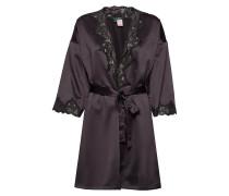 Lrl Signature Lace Kimono Robe 97 Cm