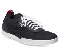 Matrix_lowp_kn Niedrige Sneaker Schwarz HUGO