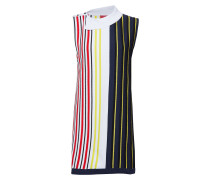 Striped Swtr Dress, Kurzes Kleid Bunt/gemustert HILFIGER COLLECTION