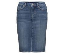 O1. Blue Denim Skirt