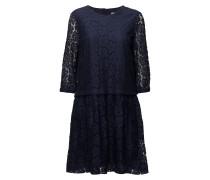 Remy Dress Kleid Knielang Blau INWEAR