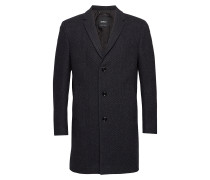 11 Lawson 10006151 Wollmantel Mantel Grau