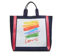 Hc Love Shopper Shopper Tasche Blau HILFIGER COLLECTION