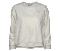 Ru Boxy Fit Crew Neck Sweatshirt