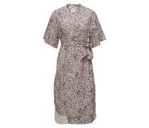 Split Dress Kleid Knielang Bunt/gemustert HOPE