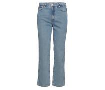 Retro Straight Jeans