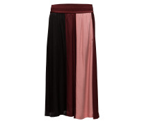 Venice Skirt Lw Knielanges Kleid Rot INWEAR