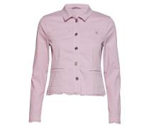 Jacket Jeans Woven Jeansjacke Denimjacke Pink GERRY WEBER