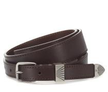 J 3cm Western No Charms Belt