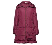 Thea Coat Gefütterter Mantel Rot MASAI