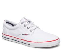 Vic 1 Niedrige Sneaker Weiß TOMMY HILFIGER
