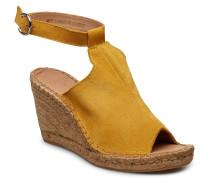 Wayfarer High Wedge Sandale Mit Absatz Espadrilles Gelb