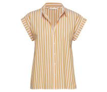 Edel Shirt Kurzärmliges Hemd Gelb INWEAR