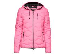 Astrae Quilt Gefütterte Jacke Gefütterte Jacke Pink SUPERDRY