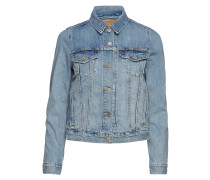 Original Trucker All Yours Jeansjacke Denimjacke Blau