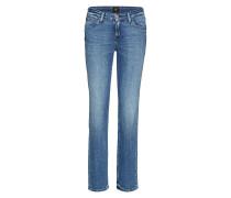 Marion Straight Straight Jeans Hose Mit Geradem Bein Blau LEE JEANS