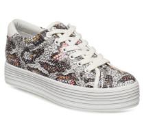 Bella L Sneaker Plateau Weiß