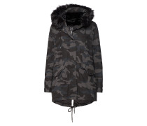 Rookie Hawk Parka