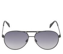 Dl0163 Pilotensonnenbrille Sonnenbrille Grün DIESEL