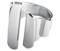 Pleat Ring Schmuck Silber DYRBERG/KERN