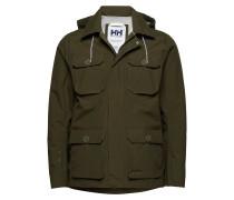 Kobe Field Jacket Dünne Jacke Grün HELLY HANSEN