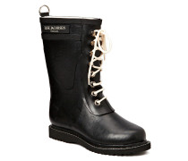 Rain Boot - Mid Calf, Classic With Laces