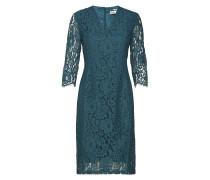Zada Dress Ye 18 Kleid Knielang Grün INWEAR
