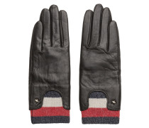 Corp Rib Leather Gloves