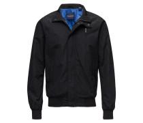 Simple Ams Blauw Harrington Jacket