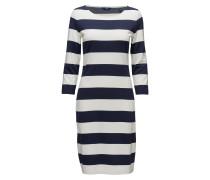 O1. Barstriped Shift Dress
