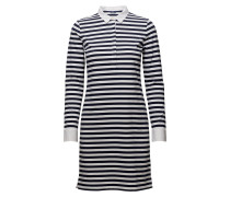 O1. Striped Heavy Rugger Dress