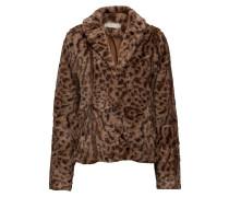 Char Fur Jacket