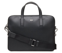 Crosstown D_slim Doc Schultertasche Tasche Schwarz BOSS BUSINESS WEAR
