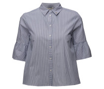 Shirt With Ruffles And Special Sleeves