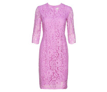 Zada Dress So19 Kleid Knielang Pink INWEAR